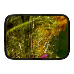 Dragonfly Dragonfly Wing Insect Netbook Case (Medium)