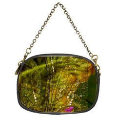 Dragonfly Dragonfly Wing Insect Chain Purses (one Side)