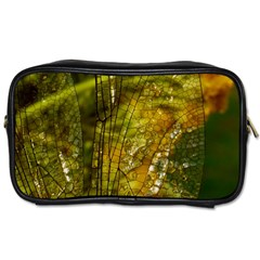 Dragonfly Dragonfly Wing Insect Toiletries Bags