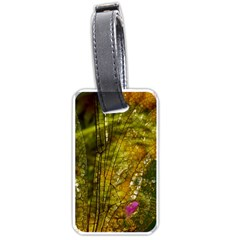 Dragonfly Dragonfly Wing Insect Luggage Tags (One Side)