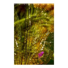 Dragonfly Dragonfly Wing Insect Shower Curtain 48  X 72  (small)