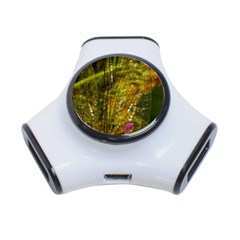 Dragonfly Dragonfly Wing Insect 3-Port USB Hub