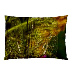 Dragonfly Dragonfly Wing Insect Pillow Case (two Sides)