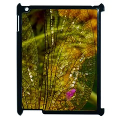 Dragonfly Dragonfly Wing Insect Apple iPad 2 Case (Black)