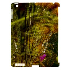 Dragonfly Dragonfly Wing Insect Apple Ipad 3/4 Hardshell Case (compatible With Smart Cover)