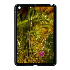 Dragonfly Dragonfly Wing Insect Apple Ipad Mini Case (black)