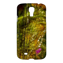 Dragonfly Dragonfly Wing Insect Samsung Galaxy S4 I9500/I9505 Hardshell Case