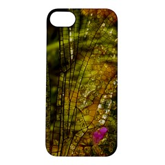 Dragonfly Dragonfly Wing Insect Apple Iphone 5s/ Se Hardshell Case