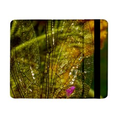 Dragonfly Dragonfly Wing Insect Samsung Galaxy Tab Pro 8 4  Flip Case