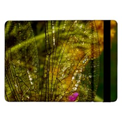 Dragonfly Dragonfly Wing Insect Samsung Galaxy Tab Pro 12 2  Flip Case