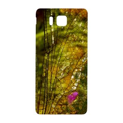 Dragonfly Dragonfly Wing Insect Samsung Galaxy Alpha Hardshell Back Case