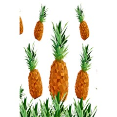 Pineapple Print Polygonal Pattern 5.5  x 8.5  Notebooks