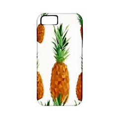 Pineapple Print Polygonal Pattern Apple iPhone 5 Classic Hardshell Case (PC+Silicone)