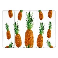 Pineapple Print Polygonal Pattern Samsung Galaxy Tab 8 9  P7300 Flip Case