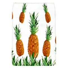 Pineapple Print Polygonal Pattern Flap Covers (s)