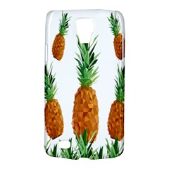 Pineapple Print Polygonal Pattern Galaxy S4 Active