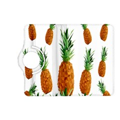 Pineapple Print Polygonal Pattern Kindle Fire HD (2013) Flip 360 Case