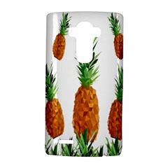 Pineapple Print Polygonal Pattern LG G4 Hardshell Case