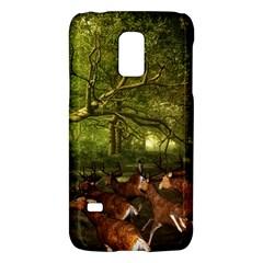 Red Deer Deer Roe Deer Antler Galaxy S5 Mini