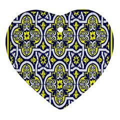 Tiles Panel Decorative Decoration Ornament (Heart)
