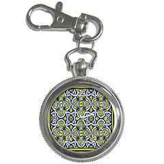Tiles Panel Decorative Decoration Key Chain Watches