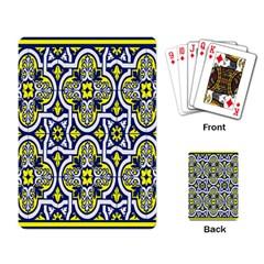 Tiles Panel Decorative Decoration Playing Card