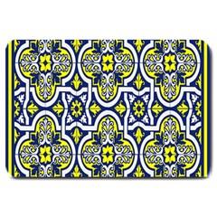 Tiles Panel Decorative Decoration Large Doormat