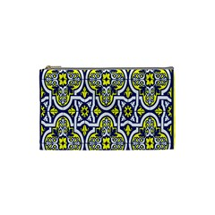 Tiles Panel Decorative Decoration Cosmetic Bag (small)