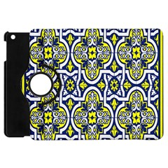 Tiles Panel Decorative Decoration Apple Ipad Mini Flip 360 Case