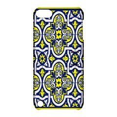 Tiles Panel Decorative Decoration Apple iPod Touch 5 Hardshell Case with Stand