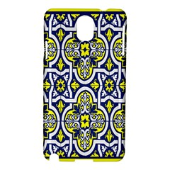 Tiles Panel Decorative Decoration Samsung Galaxy Note 3 N9005 Hardshell Case