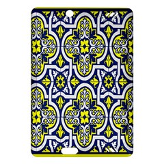 Tiles Panel Decorative Decoration Amazon Kindle Fire Hd (2013) Hardshell Case