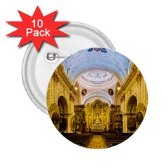 Church The Worship Quito Ecuador 2 25  Buttons (10 Pack)