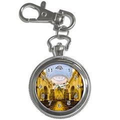 Church The Worship Quito Ecuador Key Chain Watches