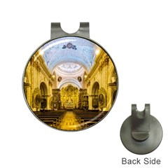Church The Worship Quito Ecuador Hat Clips With Golf Markers