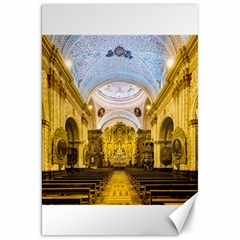 Church The Worship Quito Ecuador Canvas 20  X 30