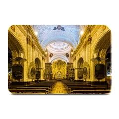 Church The Worship Quito Ecuador Plate Mats