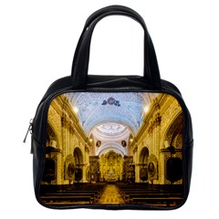 Church The Worship Quito Ecuador Classic Handbags (One Side)