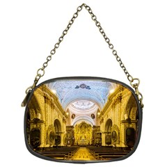 Church The Worship Quito Ecuador Chain Purses (one Side)