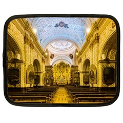 Church The Worship Quito Ecuador Netbook Case (xxl)
