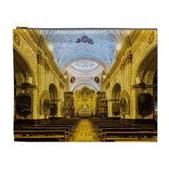 Church The Worship Quito Ecuador Cosmetic Bag (xl)