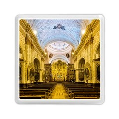 Church The Worship Quito Ecuador Memory Card Reader (Square)