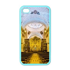 Church The Worship Quito Ecuador Apple Iphone 4 Case (color)