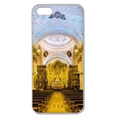 Church The Worship Quito Ecuador Apple Seamless Iphone 5 Case (clear)