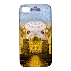 Church The Worship Quito Ecuador Apple iPhone 4/4S Hardshell Case with Stand