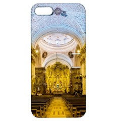 Church The Worship Quito Ecuador Apple iPhone 5 Hardshell Case with Stand