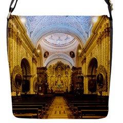 Church The Worship Quito Ecuador Flap Messenger Bag (S)