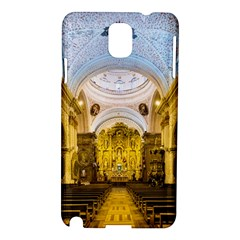 Church The Worship Quito Ecuador Samsung Galaxy Note 3 N9005 Hardshell Case