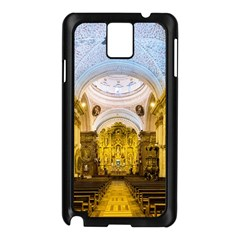 Church The Worship Quito Ecuador Samsung Galaxy Note 3 N9005 Case (Black)