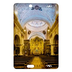 Church The Worship Quito Ecuador Amazon Kindle Fire Hd (2013) Hardshell Case
